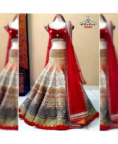 Ethnic Lehenga Dress