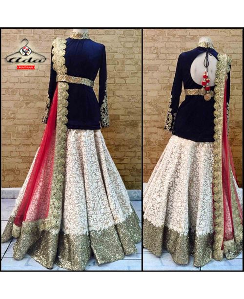 Trendy Lehenga Dress
