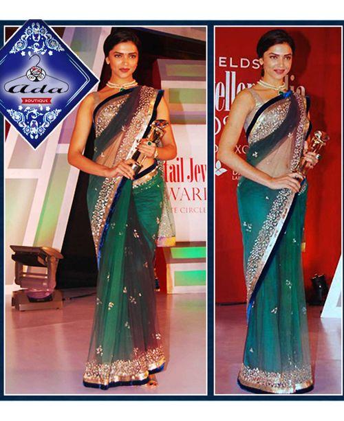 Deepika Sizzling Replica Saree