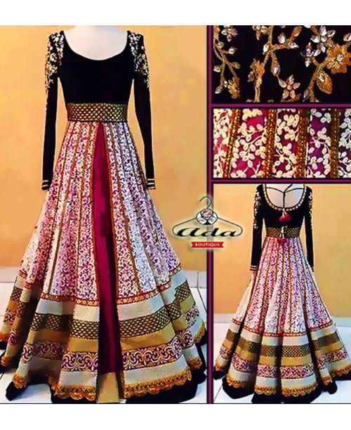 Stylish Gown Dress