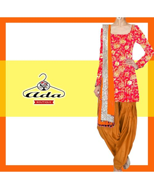 Stylish Punjabi Suit