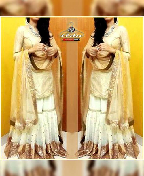Soothing Garara Dress