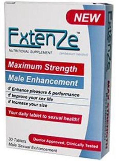 Extenze Pills One box USA imported