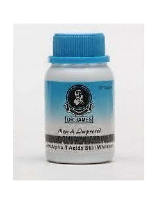 Dr James Skin Whitening pills 1000mg