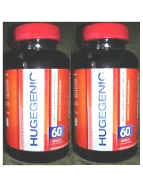 Hugegenic Two bottles USA imported