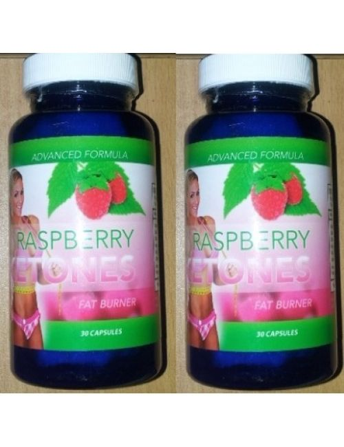 Raspberry Ketones Two Bottles USA imported