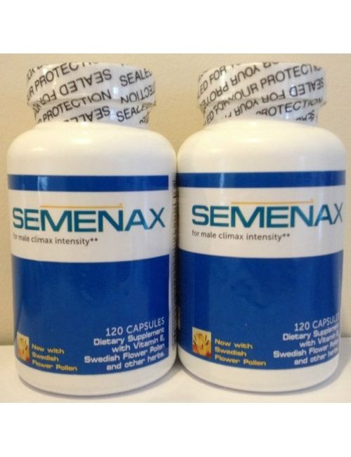 Semenax Two Bottles USA imported