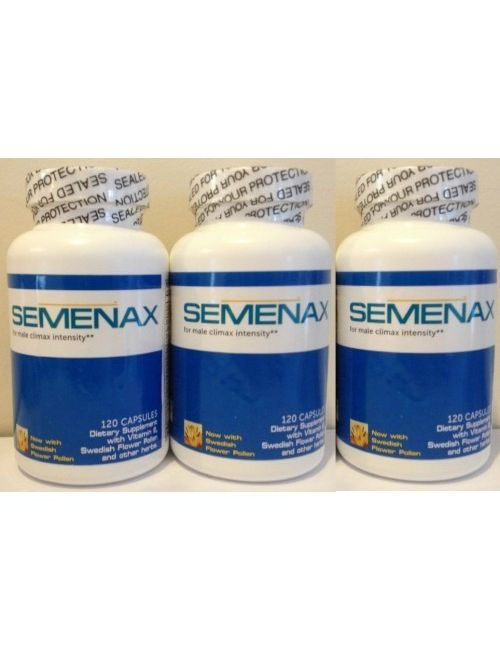 Semenax Three Bottles USA imported