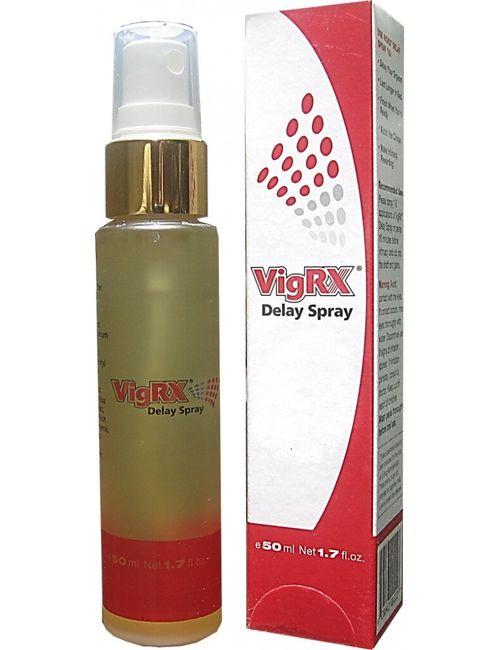 VIGRX Delay Spray 50ml - USA imported