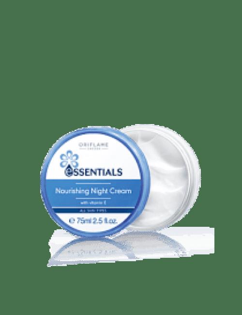 Oriflame Essentials Nourishing Night Cream Code:23745