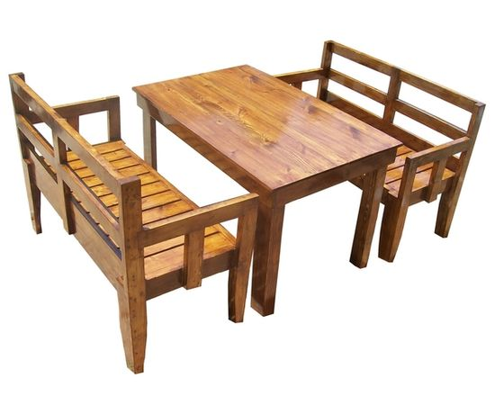 etilon 4 seater dining set