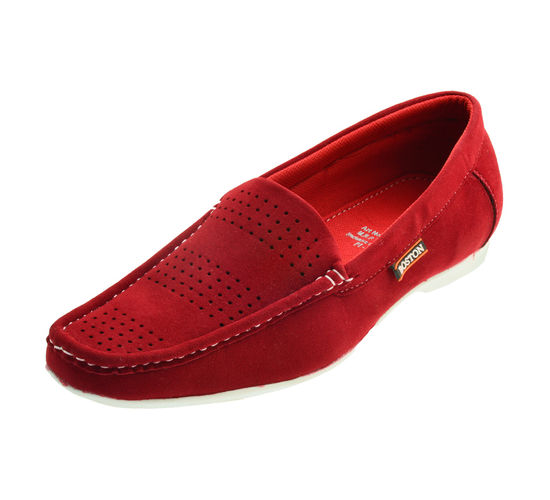 BOSTON RED MENS CASUALS SHOES_BM-242