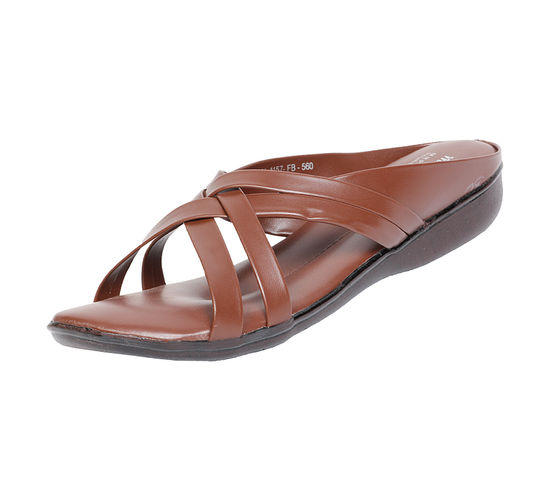 MARYJANE TAN LADIES FORMALS  SLIPPERS_MJ-1157