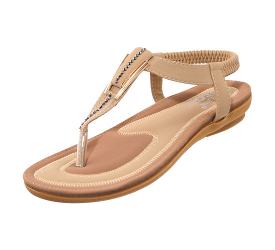 MARYJANE CREAM LADIES FORMALS  SANDALS_MJ-1209