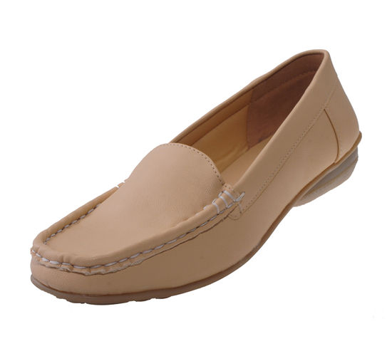 MARYJANE CREAM LADIES FORMALS  SHOES_MJ-600
