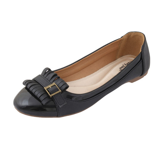 MARYJANE BLACK LADIES FORMALS  SHOES_MJ-636