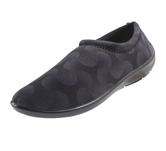 PU- FLITE GREY/BLACK LADIES CASUALS  SHOES_PUB-02