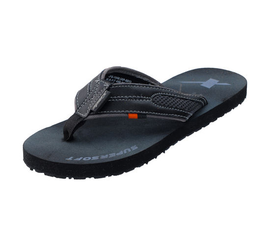 SPARX GREY GENTS CASUALS SLIPPERS_SFG-1048