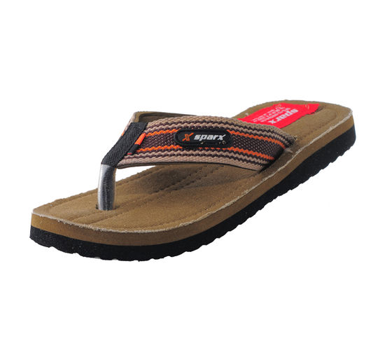 SPARX CAMEL GENTS CASUALS SLIPPERS_SFG-12