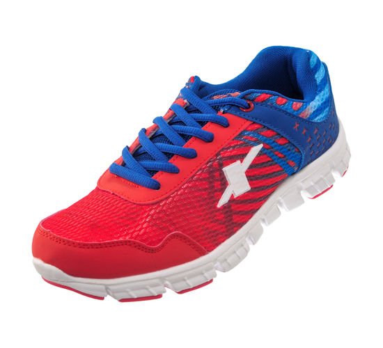 SPARX BLUE/RED LADIES SPORTS SHOES_SL-74