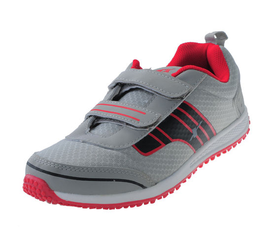 SPARX GREY/RED LADIES SPORTS SHOES_SL-92
