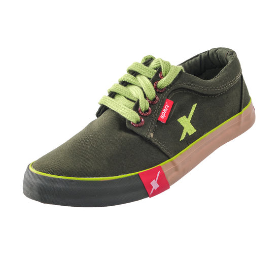 SPARX OLIVE GENTS SPORTS SHOES_SM-175