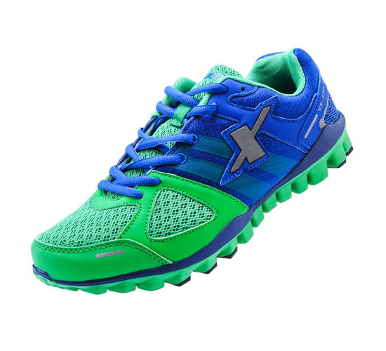 SPARX R.BLUE/GREEN GENTS SPORTS SHOES_SM-194