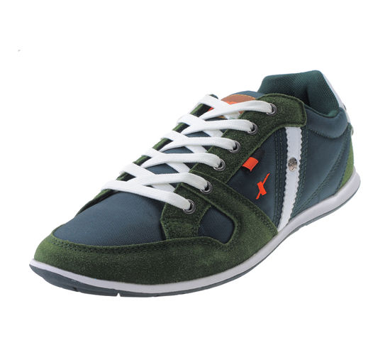 SPARX GREEN/GREEN GENTS SPORTS SHOES_SM-209