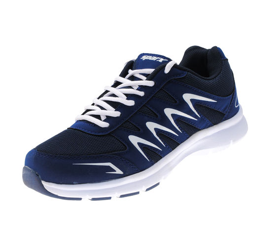 SPARX N.BLUE/WHITE GENTS SPORTS SHOES_SM-276