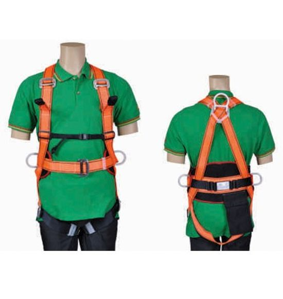 Full Body Harness - For Work Positioning