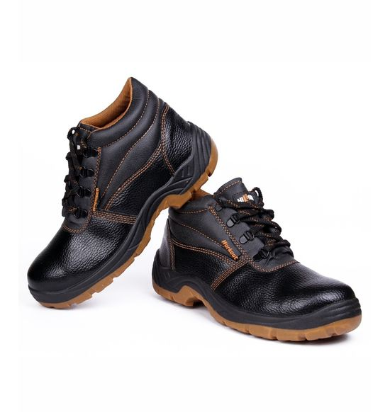 Safety Shoes Workout