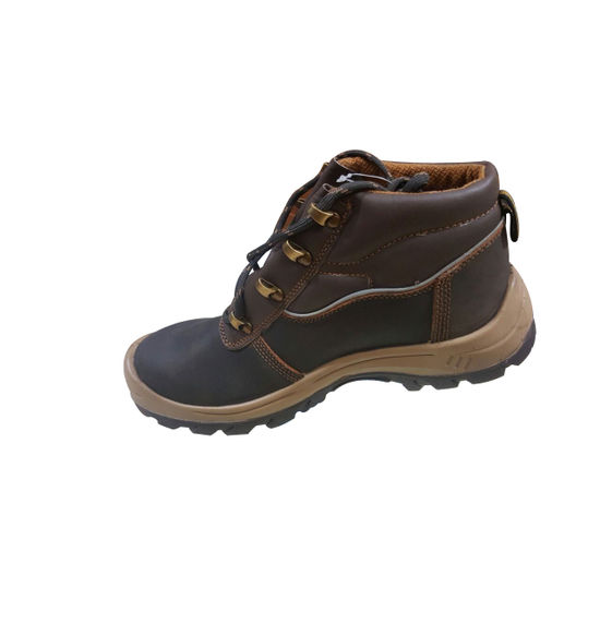 Safety Shoes Ninja-Brown
