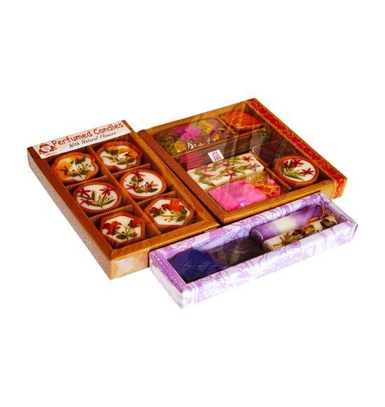 SALEBRATIONS  PERFUMED CANDLES / AGARBATTI / INCENSE COMBO 1