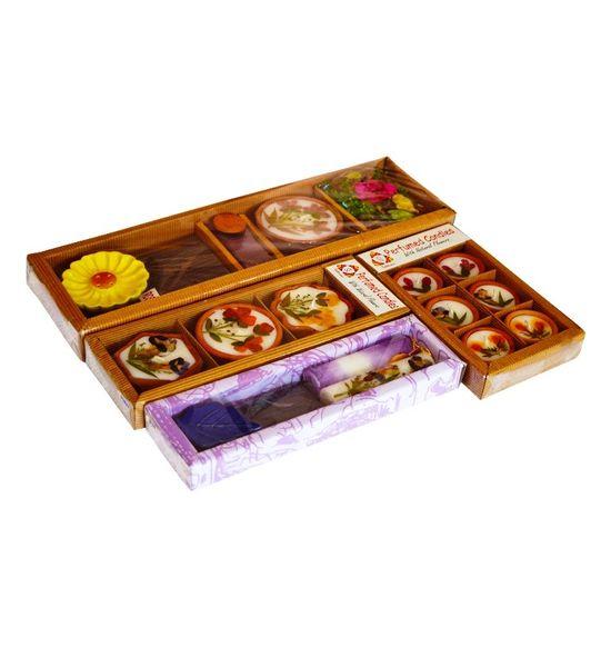 SALEBRATIONS  PERFUMED CANDLES / AGARBATTI / INCENSE COMBO 2