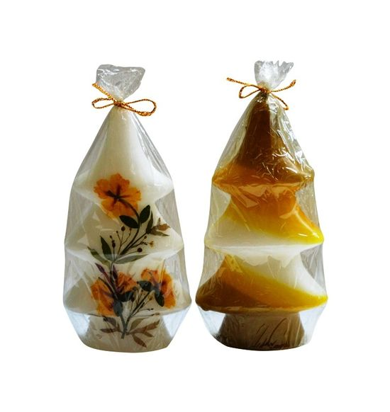 SALEBRATIONS PERFUMED CHRISTMAS TREE CANDLES