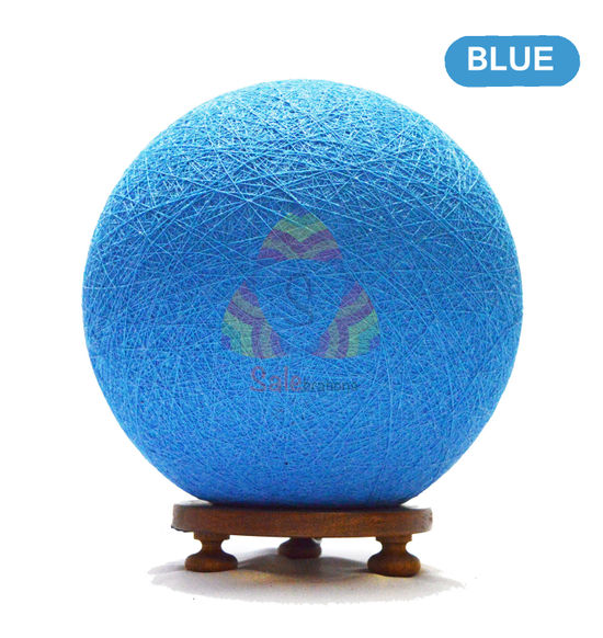 ball table lamp. salebrations blue ball table lamp shades yarn with wooden base ball table lamp