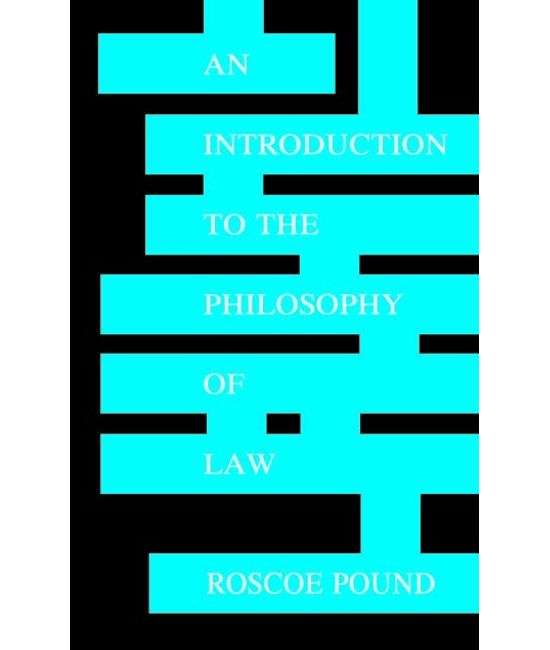 Introduction to the Philosophy of Law, (Indian Economy Reprint)