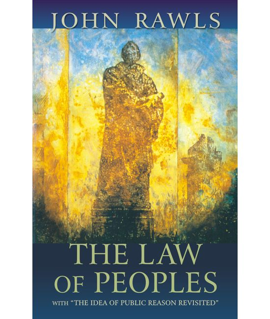 Law of Peoples, (Second Indian Reprint)