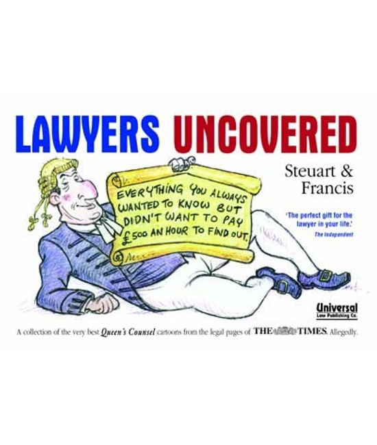 Lawyers Uncovered, (Indian Economy Reprint)