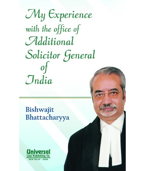 My Experience with the office of Additional Solicitor General of India