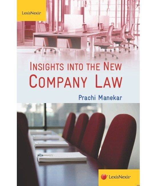 INSIGHTS INTO THE NEW COMPANY LAW