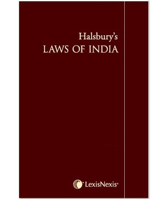 HALSBURY?S LAWS OF INDIA Vol 19- Family Law 1