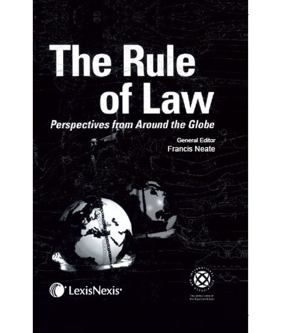 INDIAN REPRINT THE RULE OF LAW?PERSPECTIVES FROM AROUND THE GLOBE