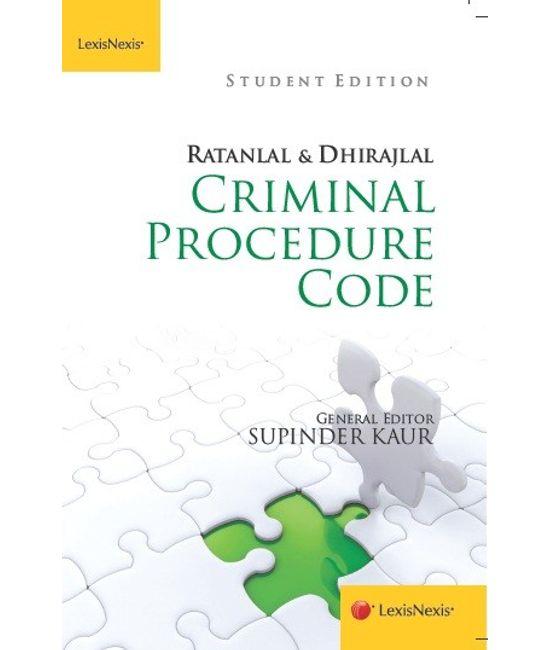 CRIMINAL PROCEDURE CODE (Student Edition)