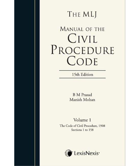 MANUAL OF THE Civil Procedure Code