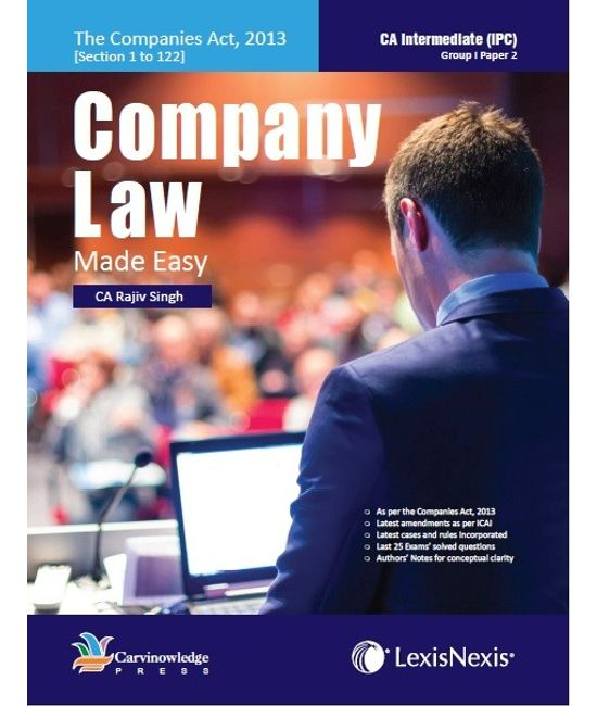 Company Law ? Made Easy
