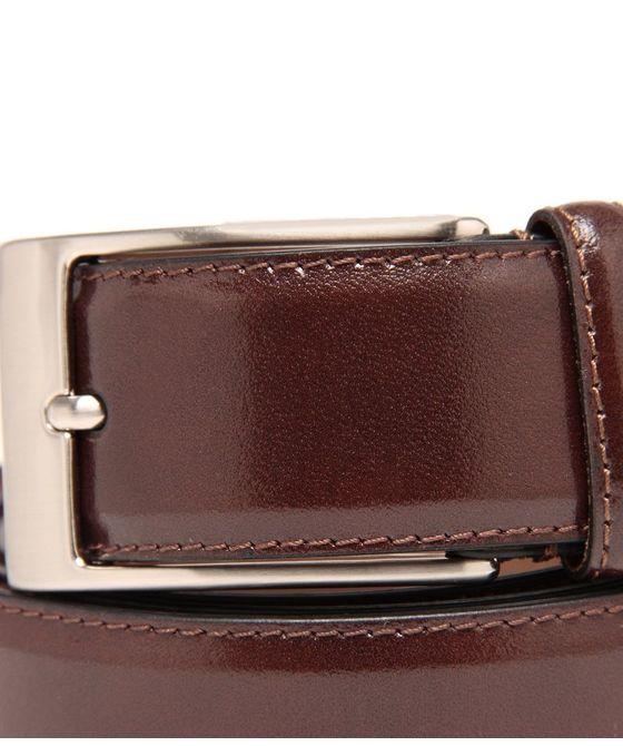 Leatherplus Brown Belt for Men(E-35)