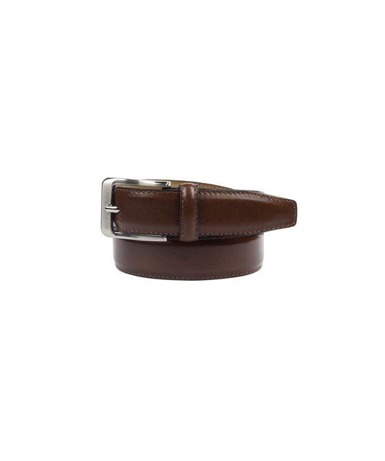 Leatherplus Brown Belt for Men(E-302)