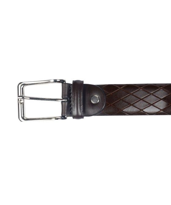 Leatherplus Brown Belt for Men(C-13)