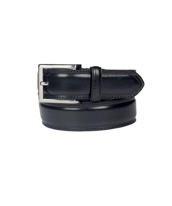Leatherplus Black Belt for Men(C-22)
